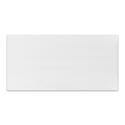 6x12 Bianco Dolomite Marble Subway Tile Honed