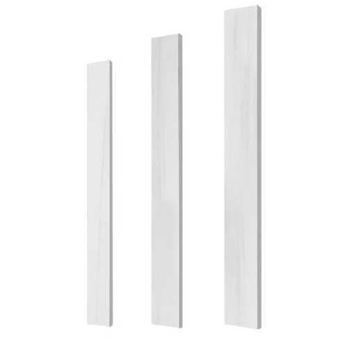 Bianco Dolomite Marble 6X60 Door Threshold Saddle Polished