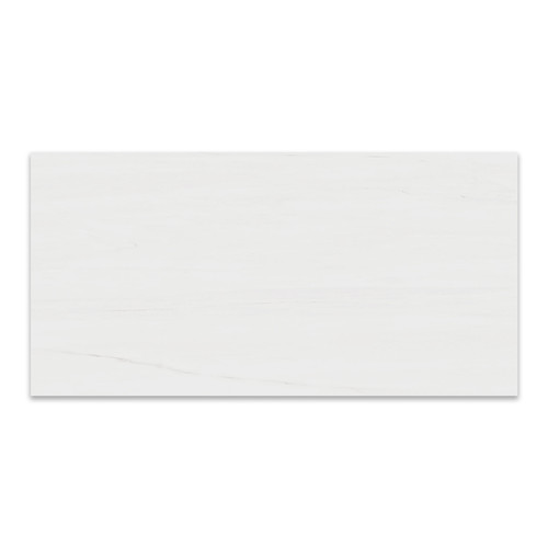 Bianco Dolomiti Marble Italian White Dolomite 18x36 Marble Tile Honed