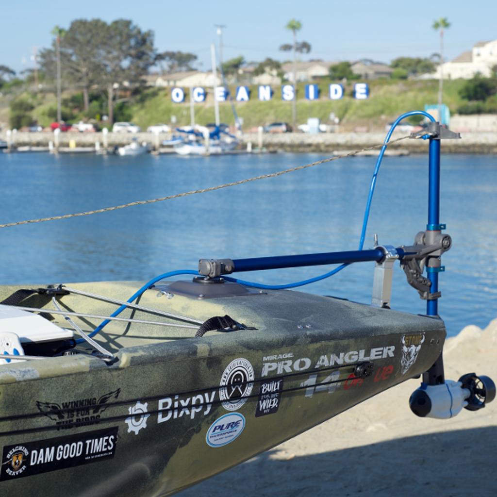 Bixpy Hobie® Pro Angler Adapter