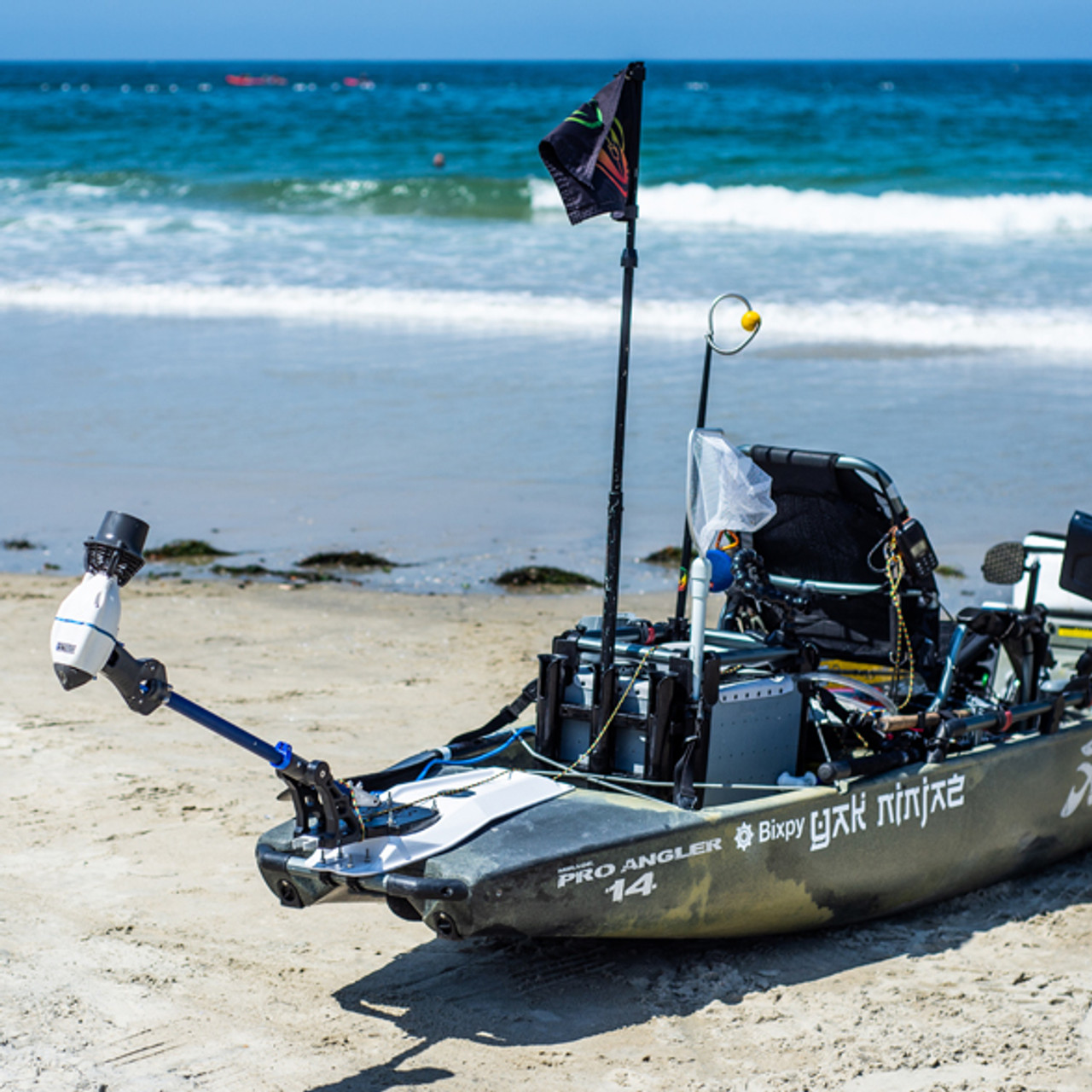 Bixpy Outboard Kit for Kayaks