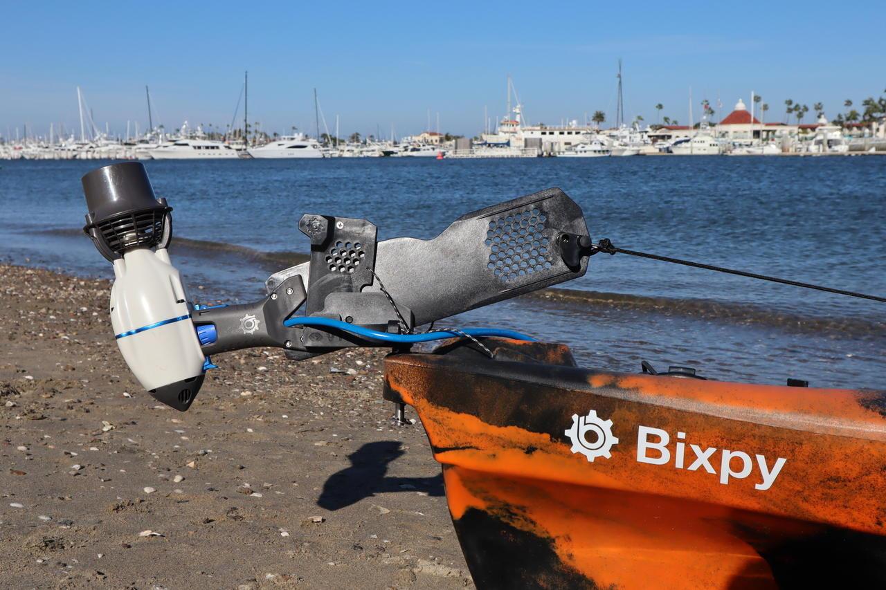 Bixpy Vibe Shearwater 125 Rudder Bracket J-1 Motors