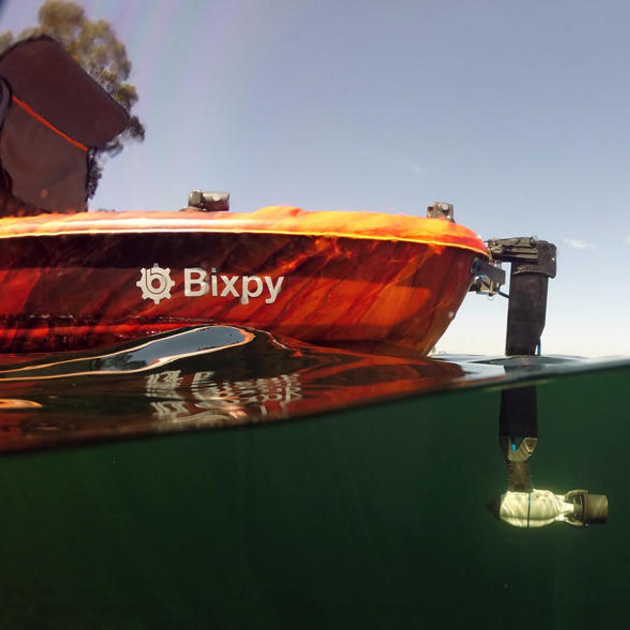 Bixpy Bixpy Vinyl Decal - White