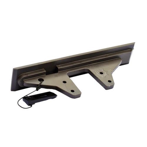 Bixpy SUP - Paddleboard Adapter - Slide and Lock Fin J-1 Motors