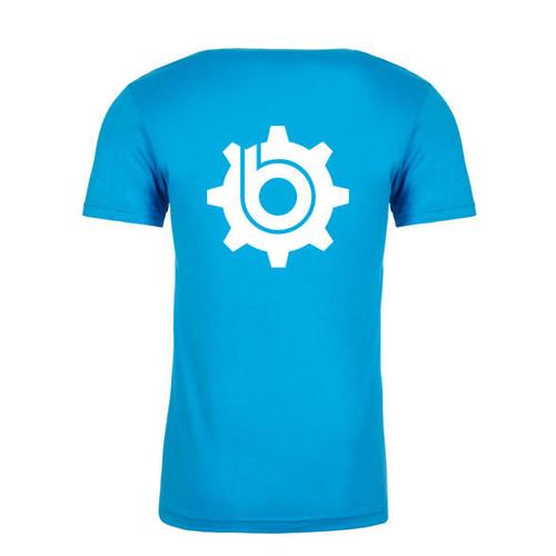 Bixpy Bixpy T-shirt - Blue