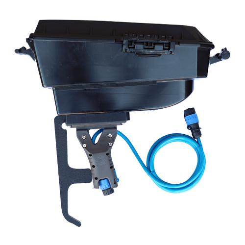 Bixpy ThruHull Pod Adapter - Bonafide Kayaks J-1 Motors