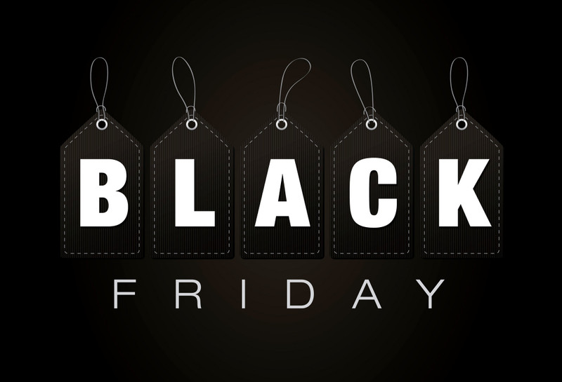 Black Friday deals are coming