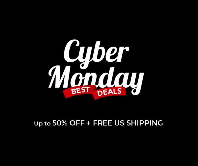 Today only! Shop Cyber Monday exclusives!