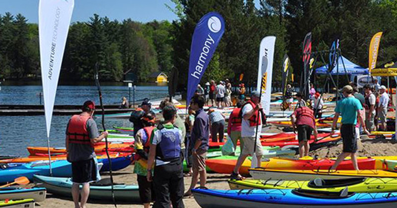 6th Annual Saratoga Paddlefest