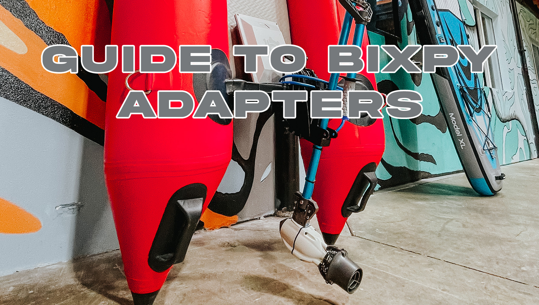 Guide to Adapters!