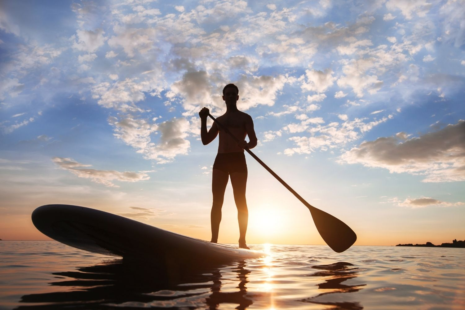 10 Health and Fitness Benefits of Standup Paddleboarding