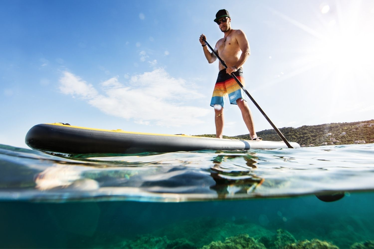 Different Ways To Enhance Your Paddleboarding Experience