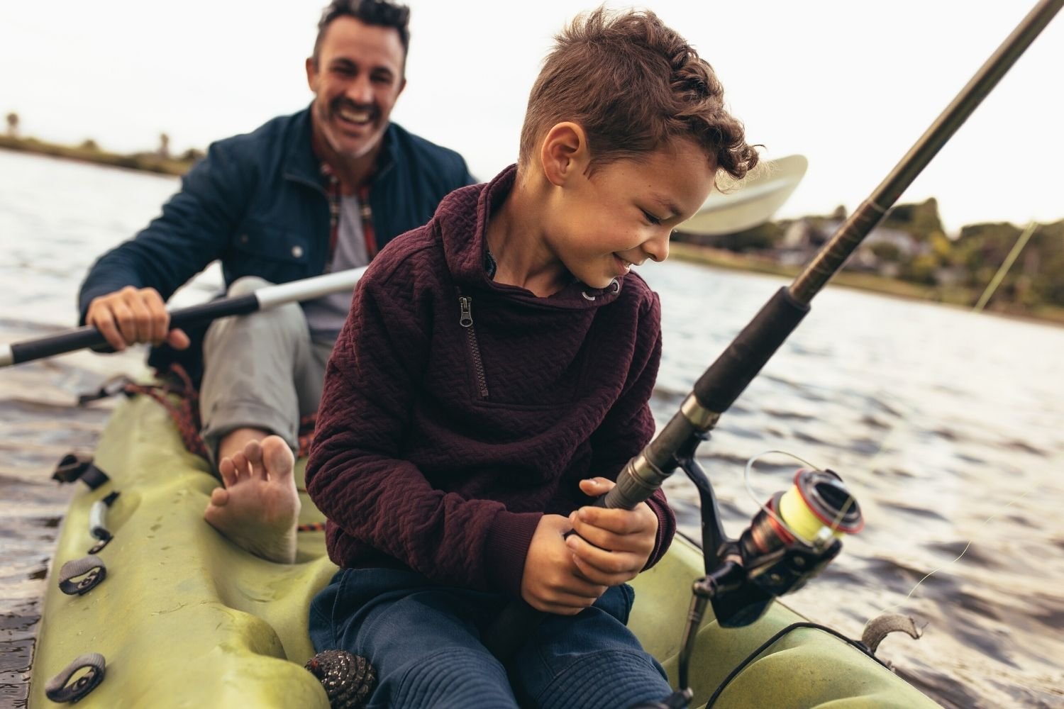 Canoe vs. Kayak Fishing: What Are the Differences?