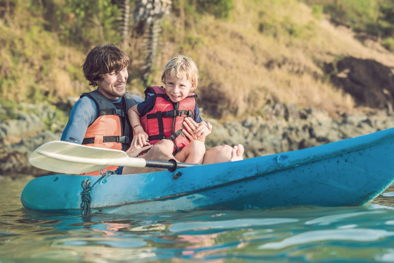 Introducing Kids to Kayaking: A Quick Parents' Guide