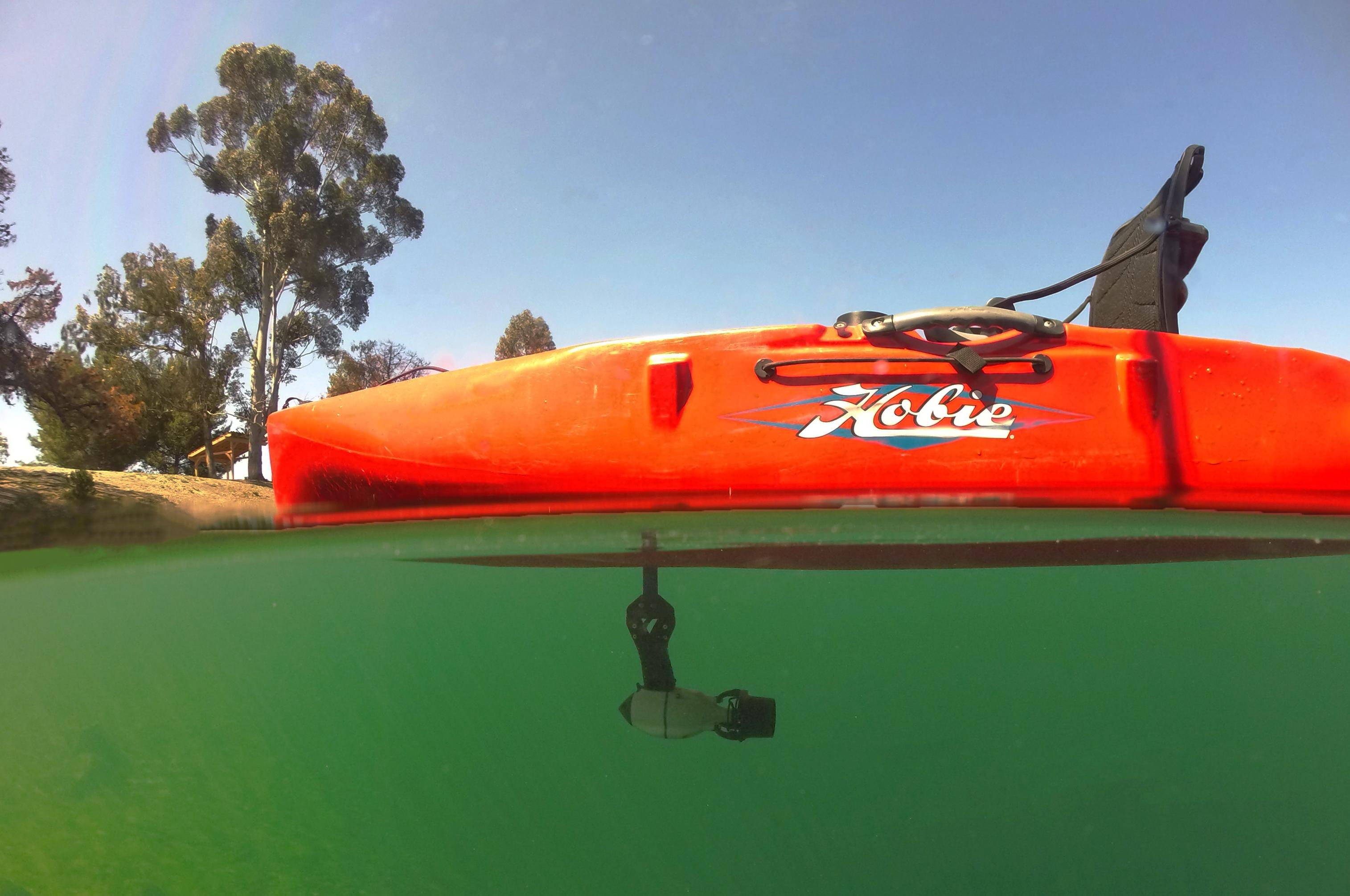 Hobie Kayaks are Bixpy Ready