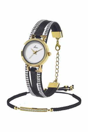 .Hippie Chic Watch and Bracelet Set (2019)
