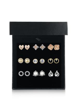 .Cia Venitta 9 Earring set