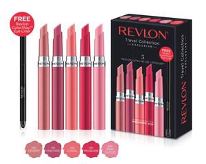 Revlon Ultra HD Gel lipc