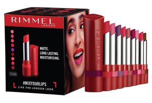 Rimmel Mix your lips set