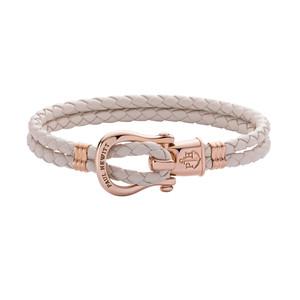Paul Hewitt Lady's Leather Bracelet - Cherry Blossom