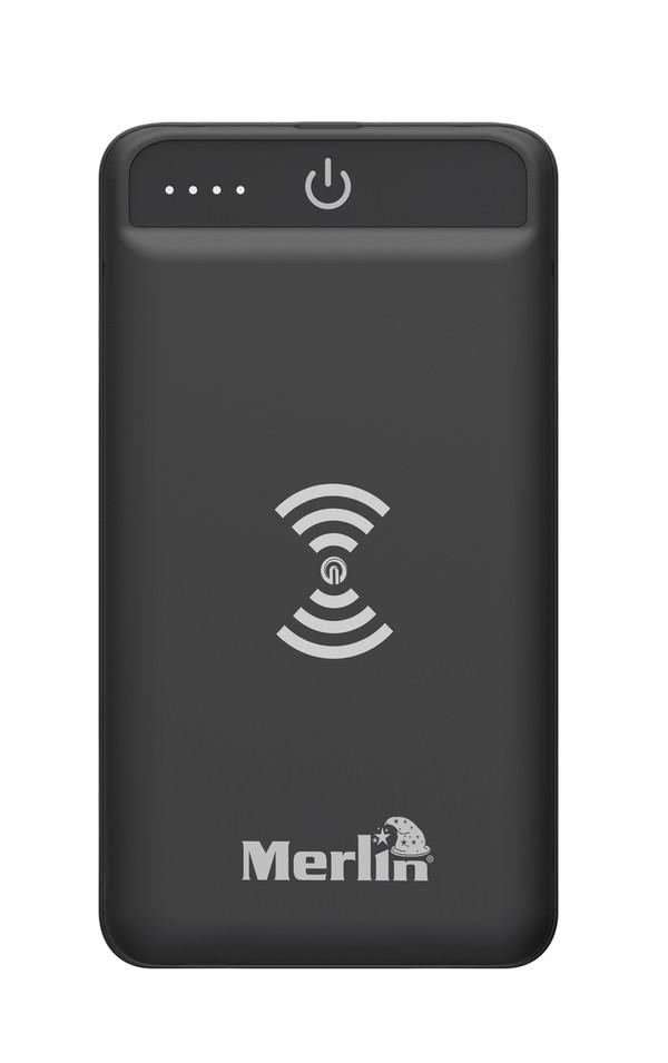 .Flash Wireless Pro Power Bank 8000 mAh by Merlin