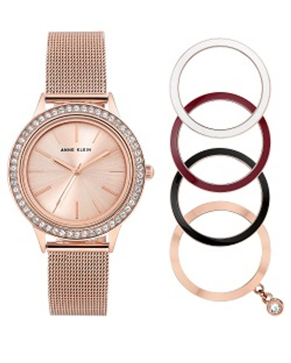 Anne Klein Multi Dial Watch