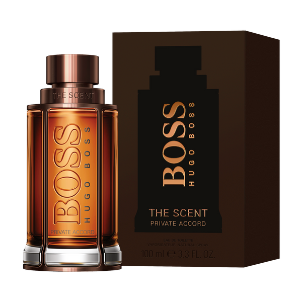 .Hugo Boss The Scent Men