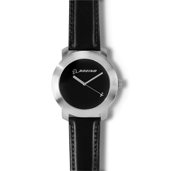 Boeing Ladies Rotating Aircraft Watch