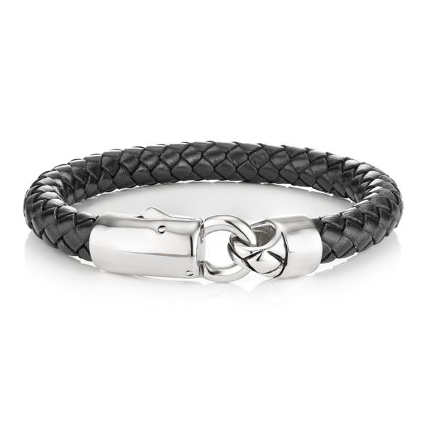 Barbican Chunky Bracelet - Black