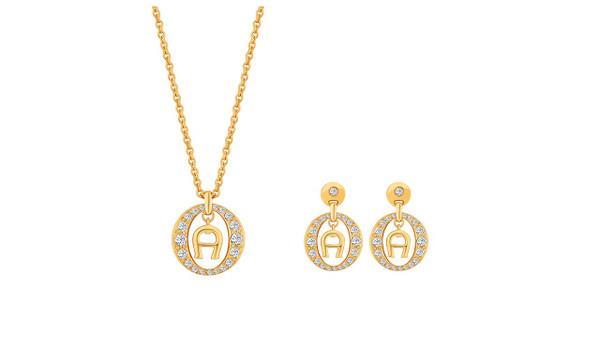 Aigner Jewellery Set
