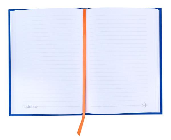 flydubai notebook - Purple
