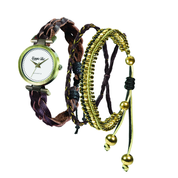 Amber Watch Set by Hippie Chic