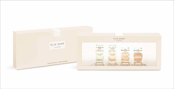 La Parfum Miniature Collection by Elie Saab