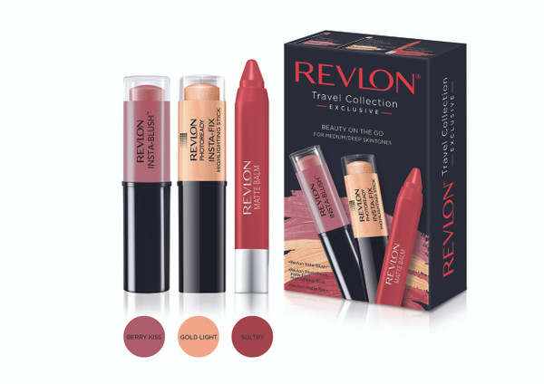 Beauty on the go by Revlon