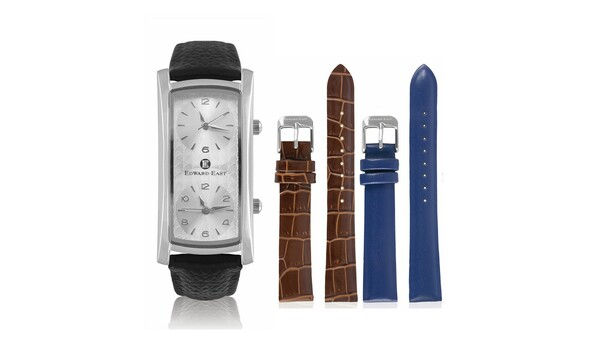 Dual Time Watch by Edward East