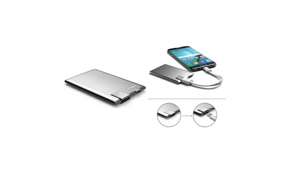.Card Power Bank by Xoopar