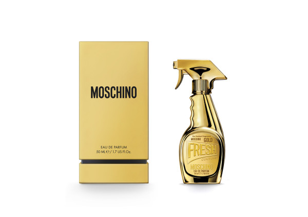 Gold Fresh Couture by Moschino