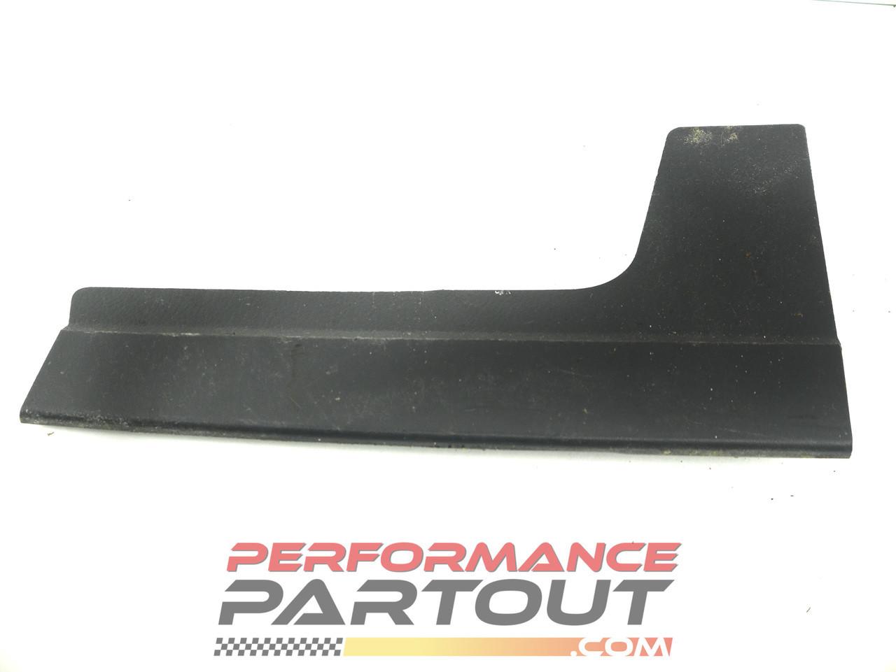 Brake plastic side cover GVR4
