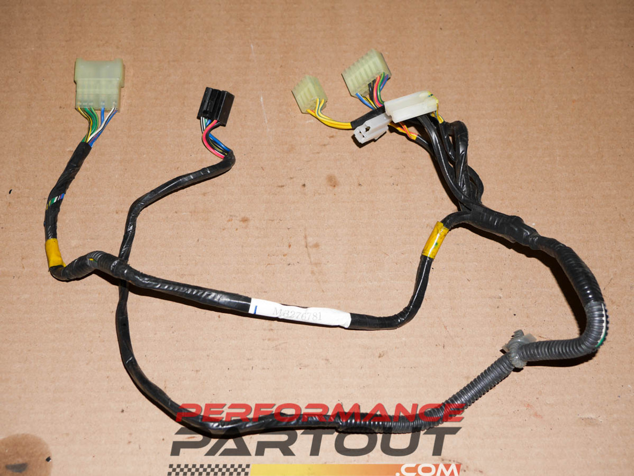 AC wiring harness 1G DSM GVR4 - Performance PartoutPerformance Partout