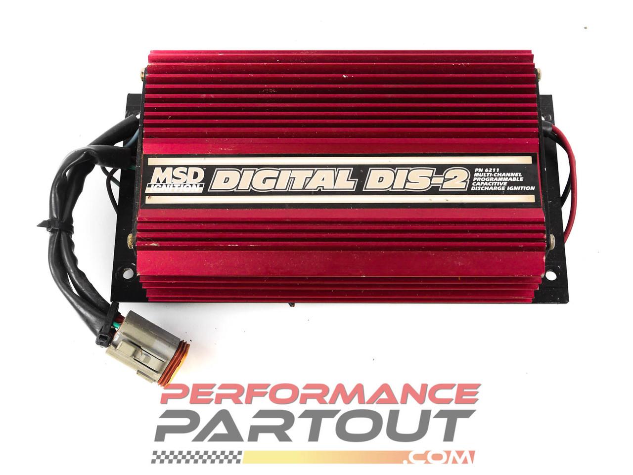 MSD DIS2 ignition box