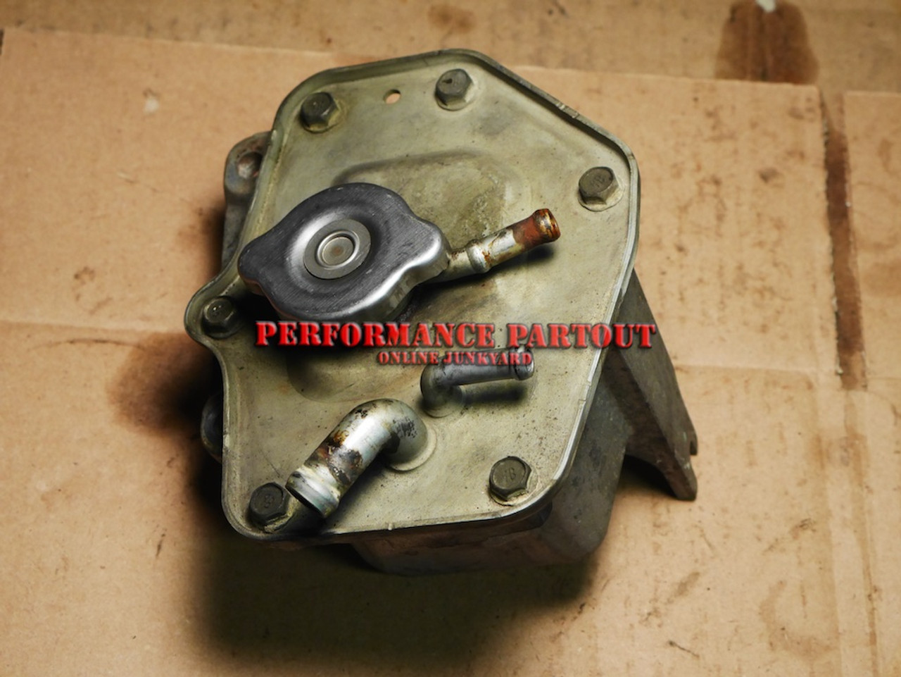 Coolant expansion tank 02-05 WRX