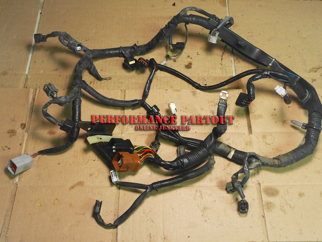 Engine Intake wiring harness 02-05 WRX