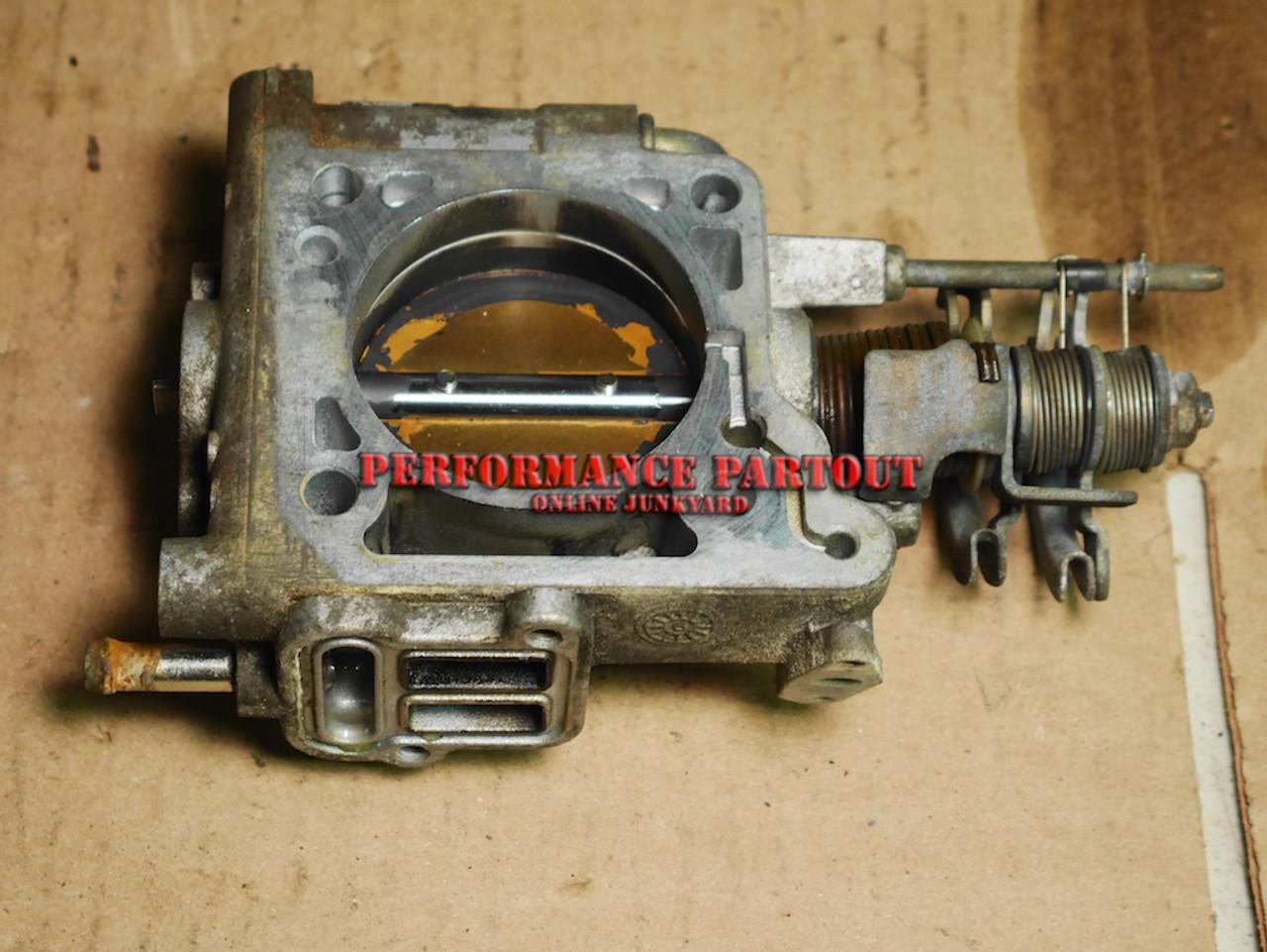 Throttle body WRX 02-05
