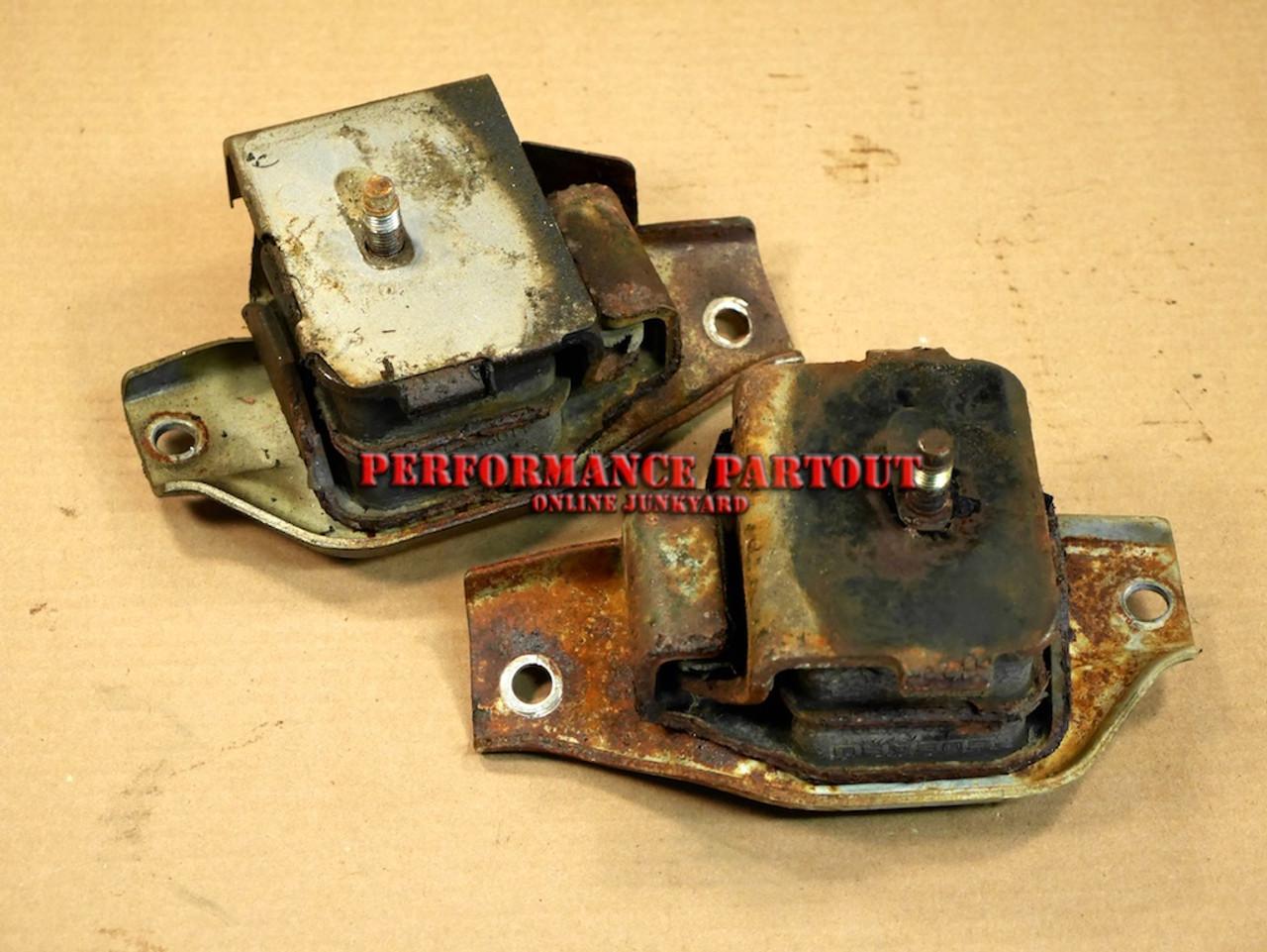 Engine mount set WRX 02-07