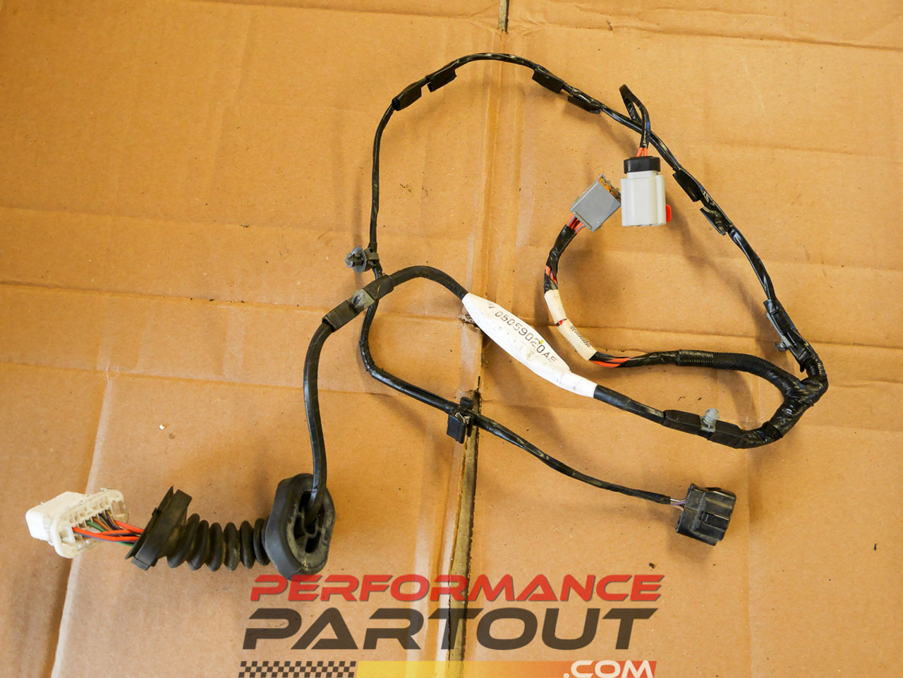 Wiring harness rear door magnum charger 300 2005-2010 - Performance PartoutPerformance Partout