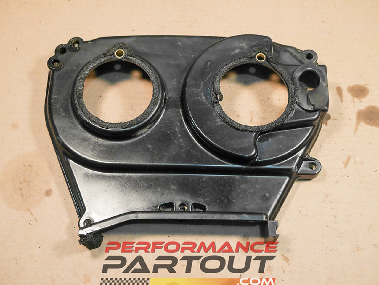 Timing case cover inner Left LH WRX 13575AA130