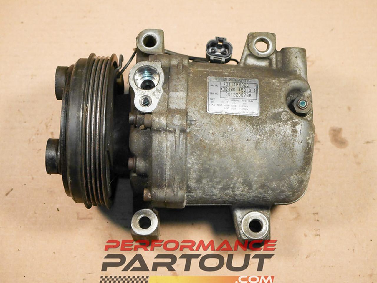 AC compressor WRX 02-03