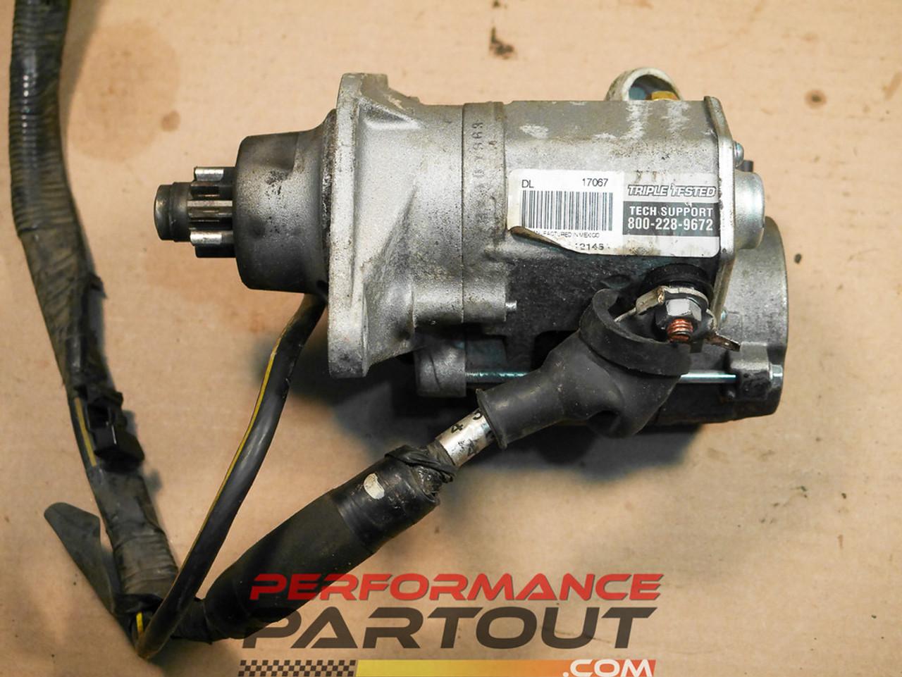 Starter motor WRX 02-03