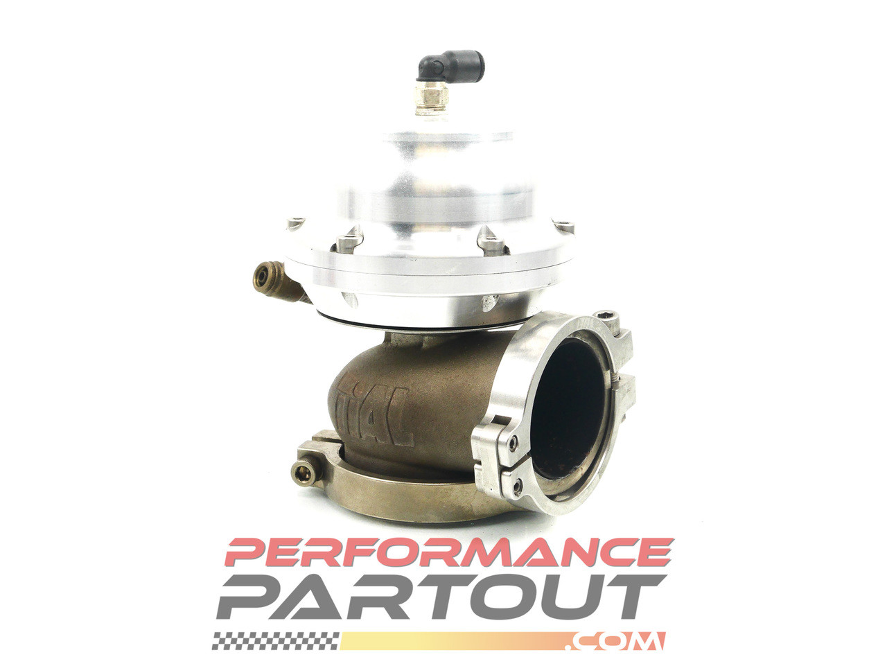 TiAl 44mm external wastegate