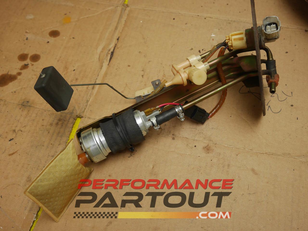 Fuel pump hanger sending unit 02-03 WRX WALBRO